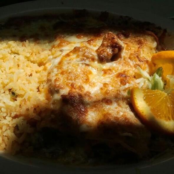 Enchiladas De Carnitas @ Don Antonio's