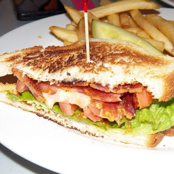 BLT @ Flames Eatery & Bar