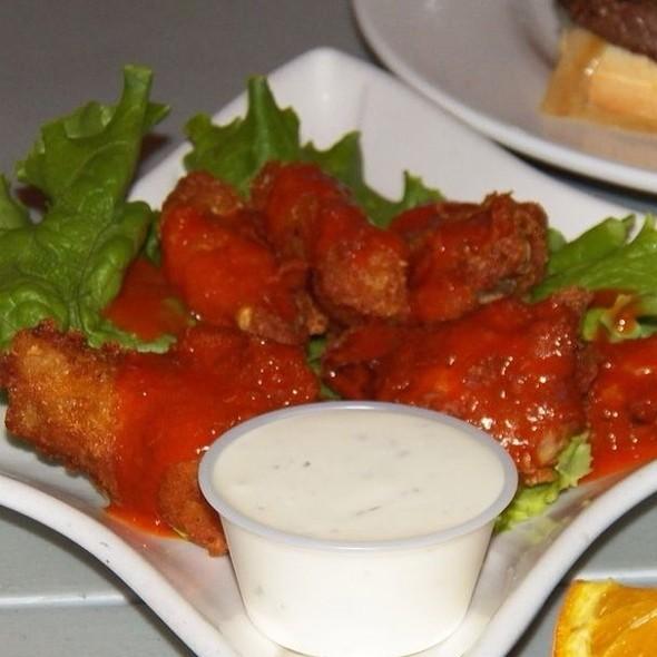 Buffalo Wings @ Flames Eatery & Bar