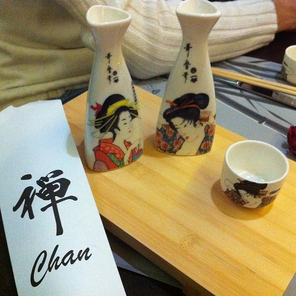 Sake @ Chan