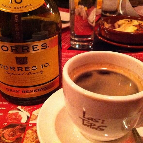 Cafe Carajillo @ Las Tapas