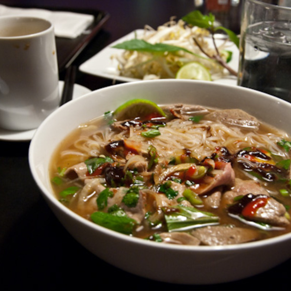 Pho @ Pho Green Papaya