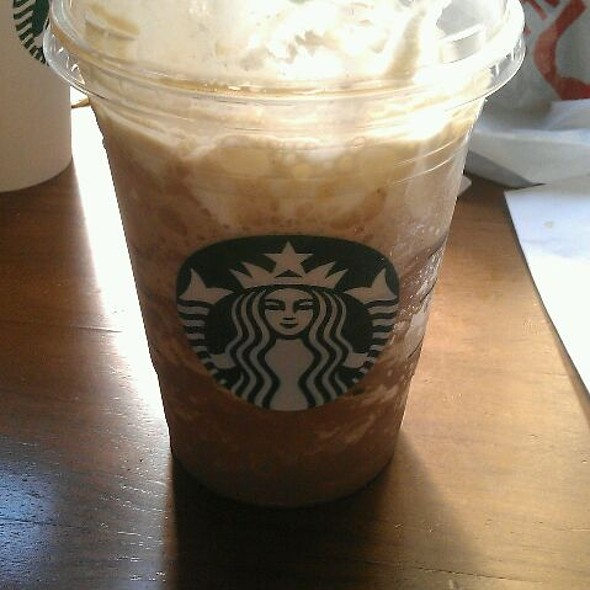 Mocha Frapp @ Starbucks Coffee