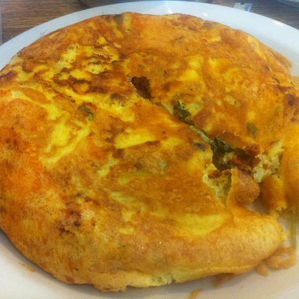 Santa Fe Omelett  @ Original Pancake House