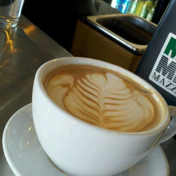 Chocolate & Neroli Latte @ Victory 44 Coffee Bar & Provisions