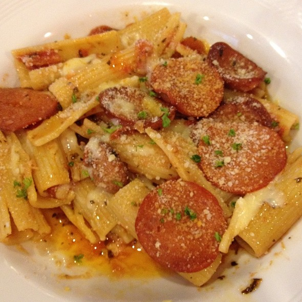 All Meat Rigatoni @ Pancake House
