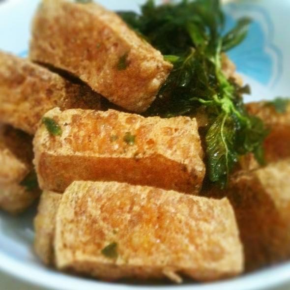 Serenitea Pepper Tofu @ Home