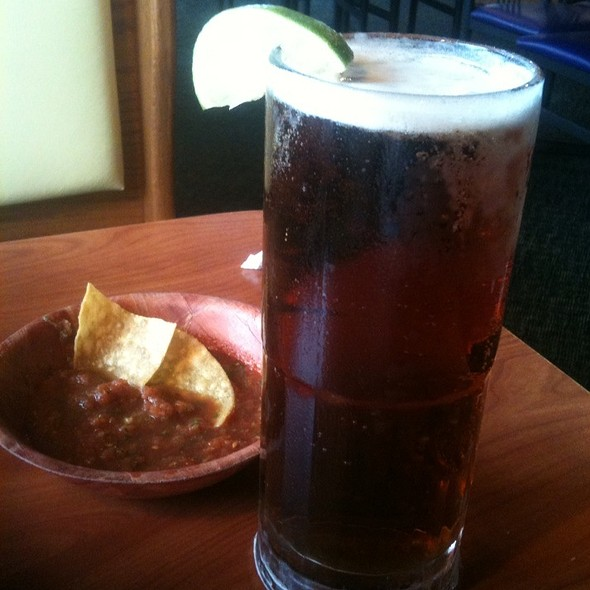 Chips And Salsa Dos Equis Lager Double Deuce