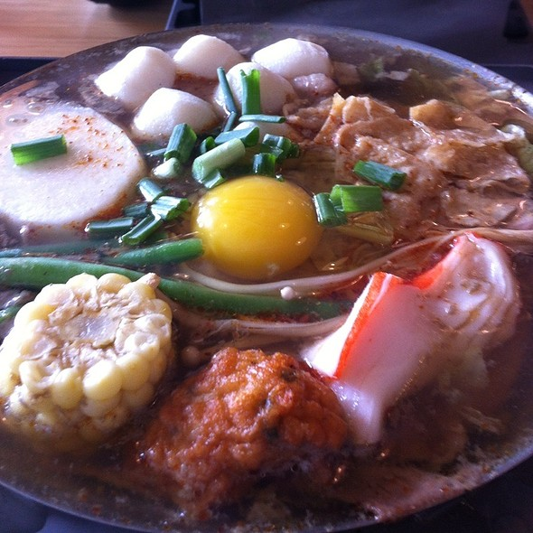 Fish Ball Curry Hot Pot @ Boiling Point