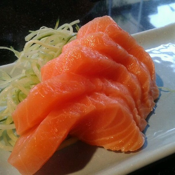 Sake Sashimi @ chinese&sushi express caddebostan