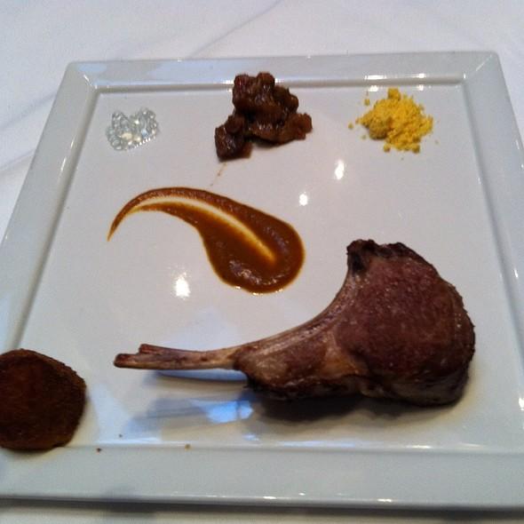 Lamb Chop - Farrah Olivia, Arlington, VA