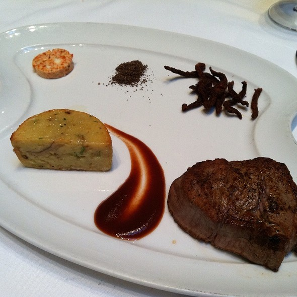 Filet Of Beef - Farrah Olivia, Arlington, VA