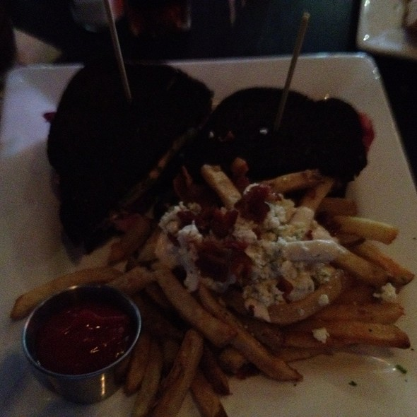 Red Reuben Sandwich  - Local on Main, Memphis, TN