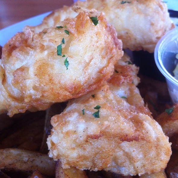 Tempura Cod @ Inlet Seafood Restauran