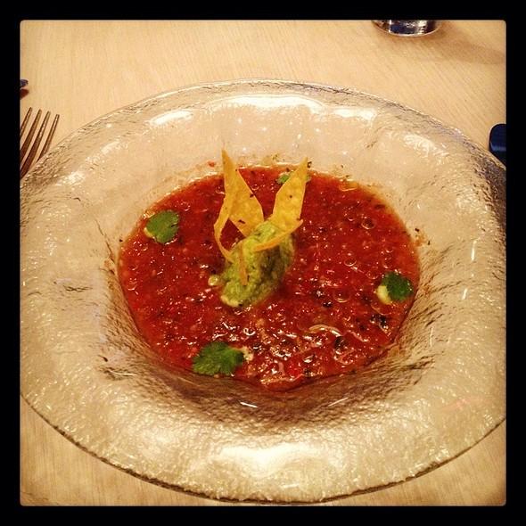Mexican Gazpacho @ The Dutch