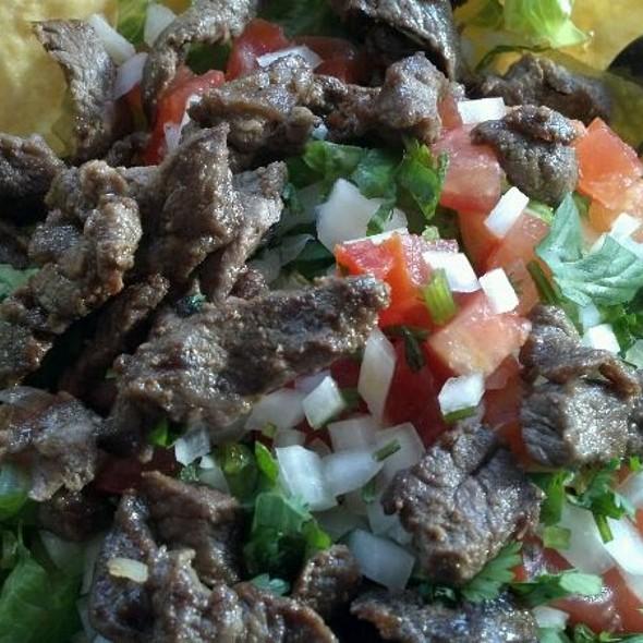 Carna Asada Salad @ Chino's Rock & Tacos