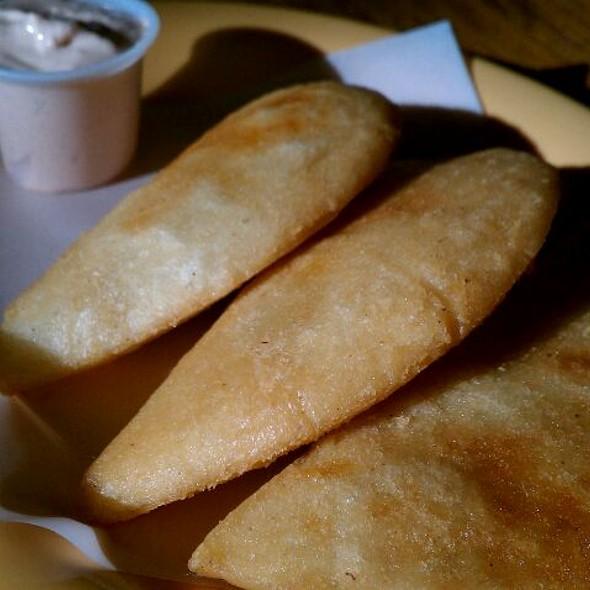 Guiso Empanadas @ Pica Pica Maize Kitchen