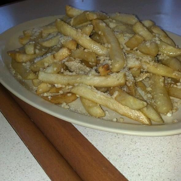 Garlic & Parmesean Fries @ Anny's Fine Burger