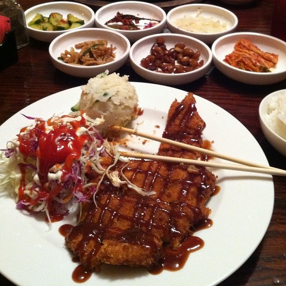 Chicken @ Charim Korean Cuisine