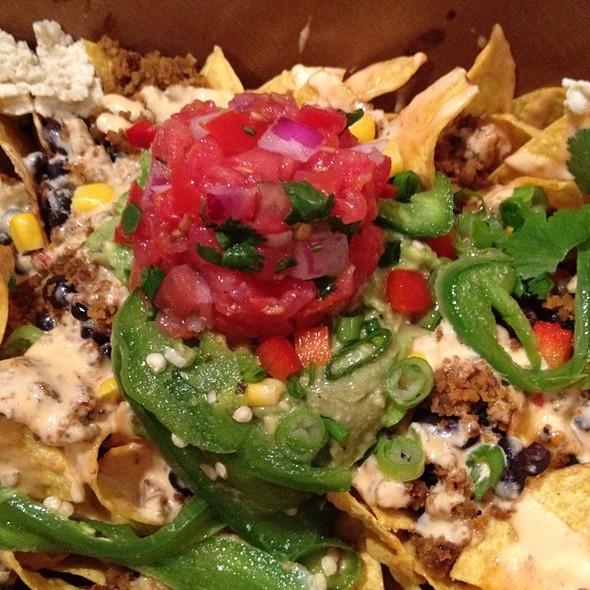 Nachos @ Native Foods