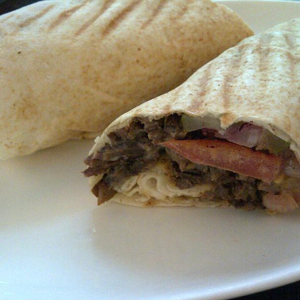 Beef Shawarma Sandwich @ Al - Amar