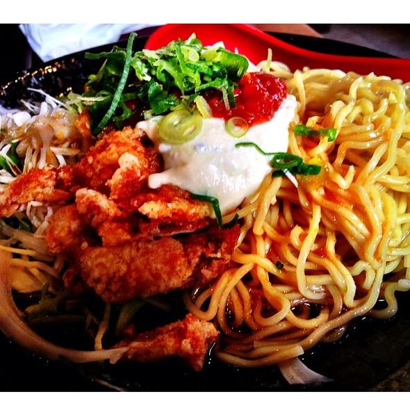 Chicken Hiyashi Ramen @ Ramen Kan