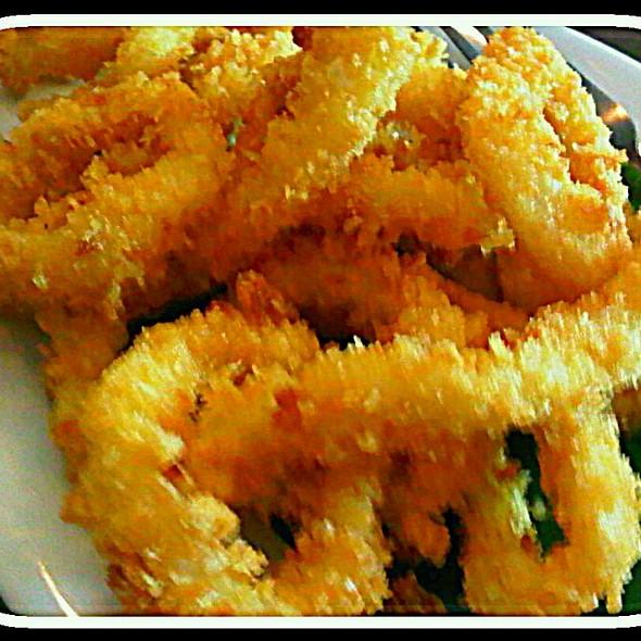 Fried Calamari @ Kalye ni Juan