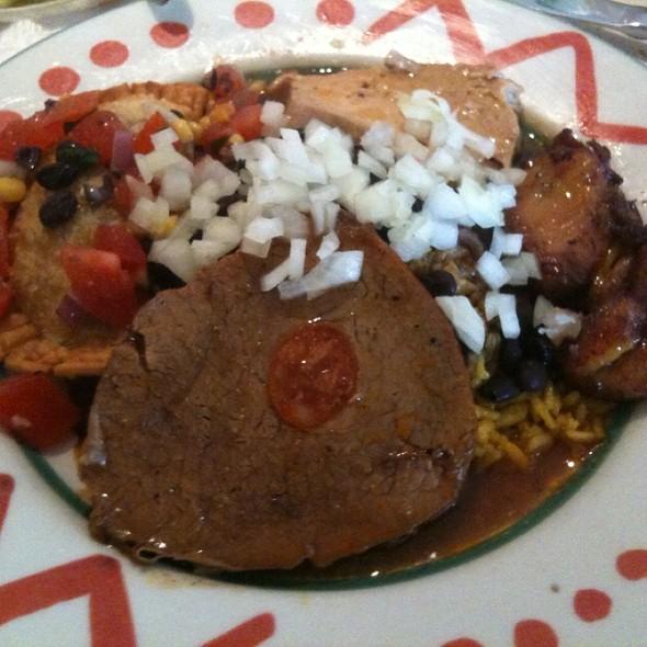 El Combo De Cuba - Columbia Restaurant - Sarasota, Sarasota, FL