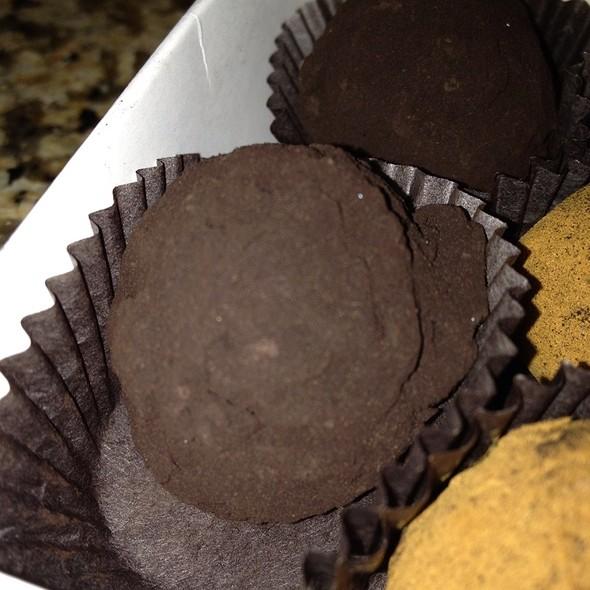 Dark Chocolate Truffle @ Philly Chocolate