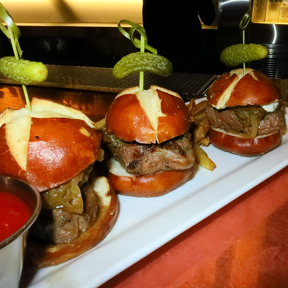Filet Mignon Sliders - Old Town Pour House, Chicago, IL