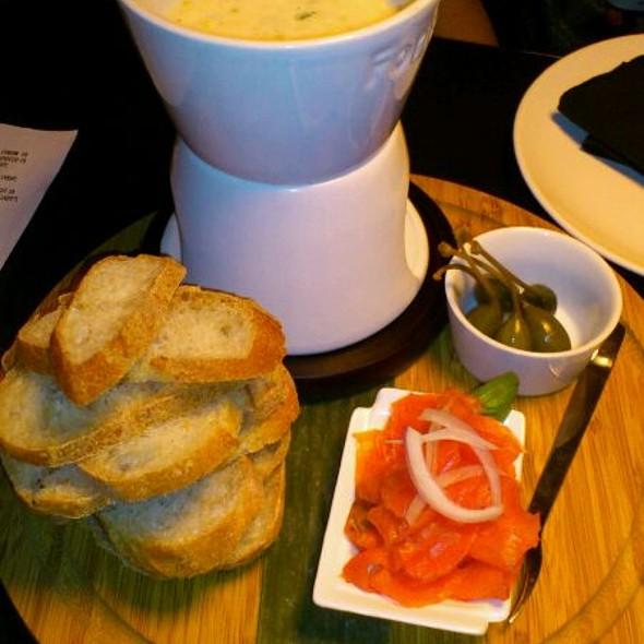 Cheese Fondue - MRKT, Edmonton, AB