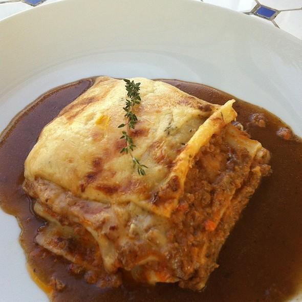 lasagna @ Lorenzo