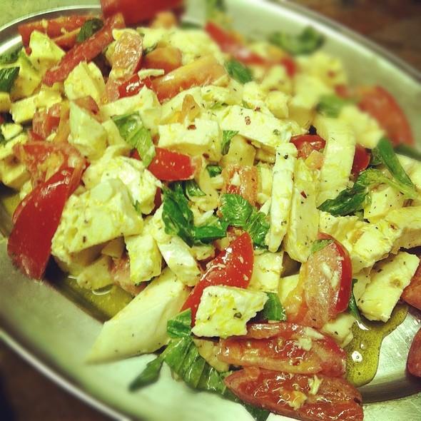 Caprese Salad @ Ann & Tony's - An Original Arthur Avenue Restaurant