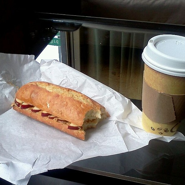 Power Sandwich & Coffee  @ Dogpatch Cafe