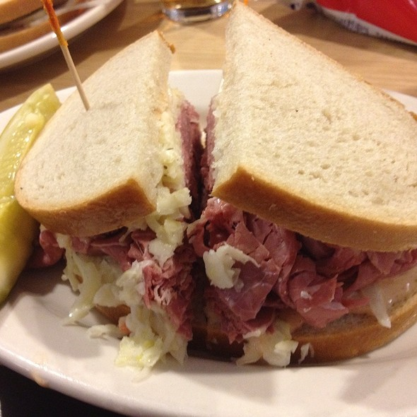 Corned Beef Special