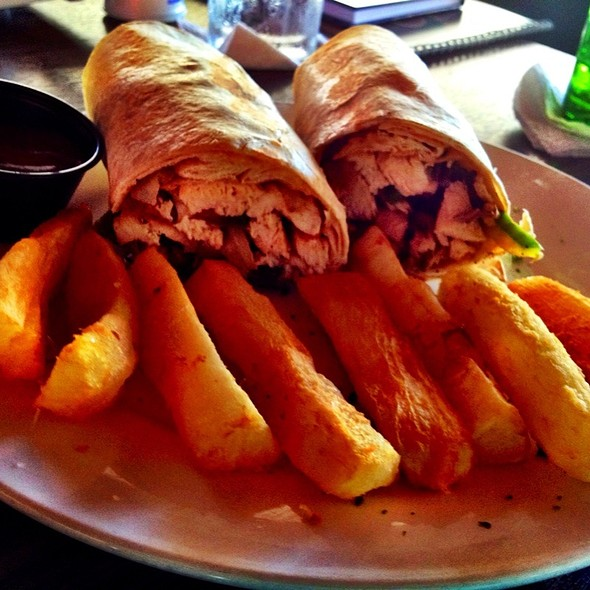 Wrap Grill 50 @ Grill 50