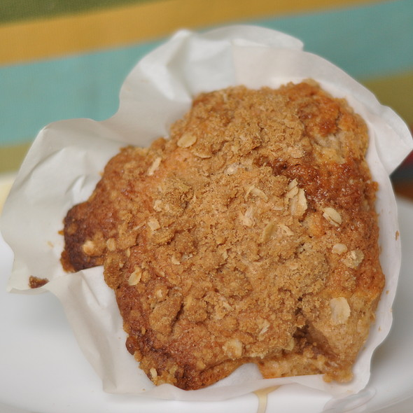 Apple Cinnamon Muffin @ Sweet e's Pastries and Sweets