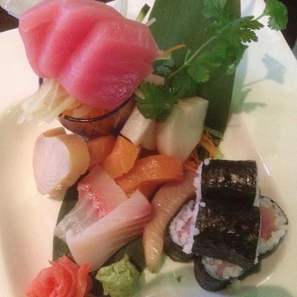 Sashimi Dinner @ Mandarin Moon Llc