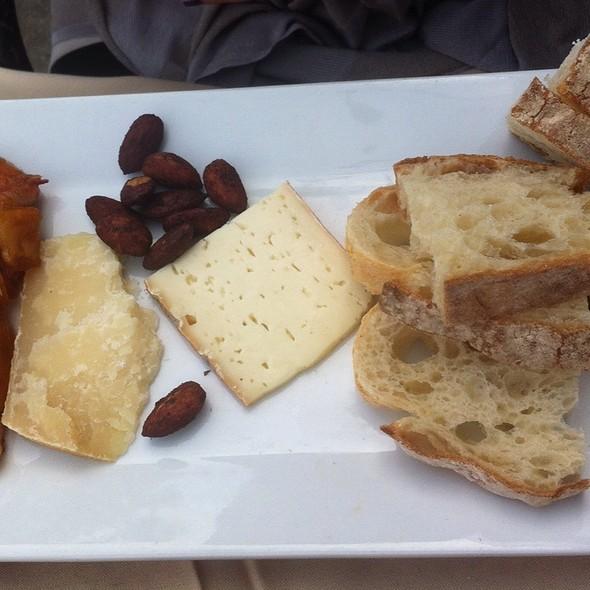 Cheese Plate @ Dino Restaurant