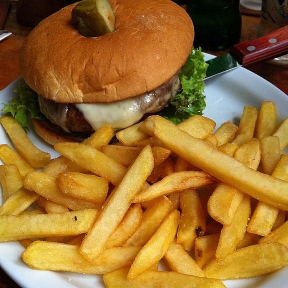 Jack Daniel's Burger @ El Establo