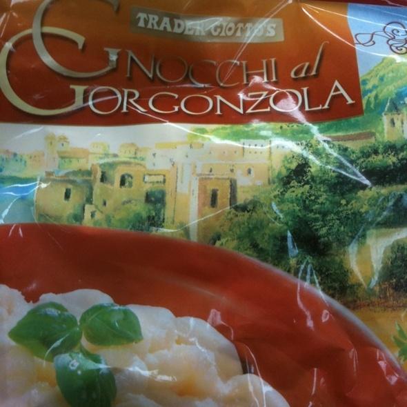 Gorgonzola Gnocchi @ Trader Joe's