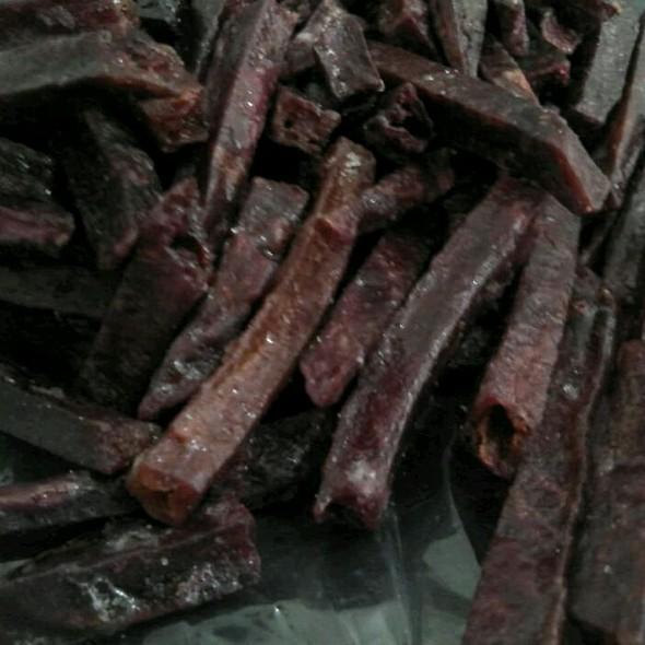 Purple Sweet Potato Imo Kenpi @ Shirokiya