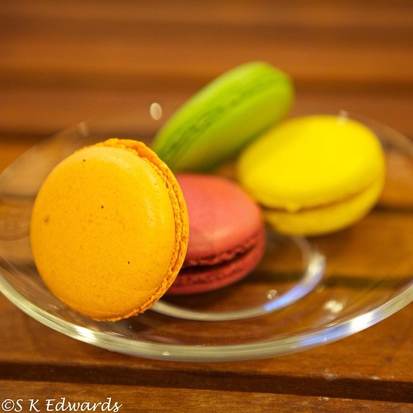 Assorted Macaroons @ Family Market
