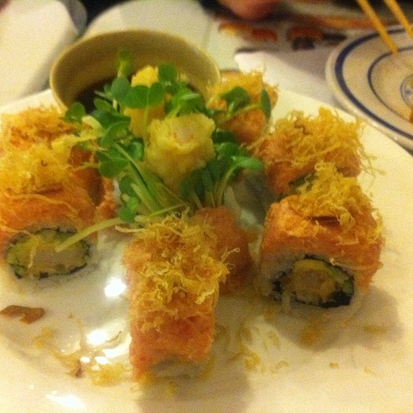 S5 Roll @ Omino Sushi