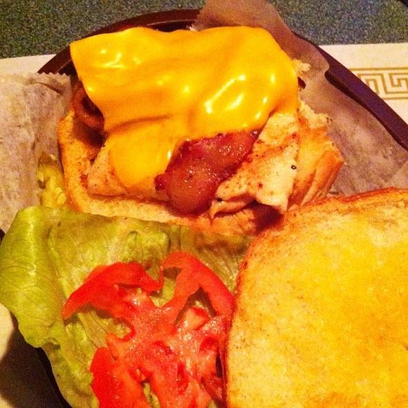 Chicken Club Sandwich @ Slip Mahoney's