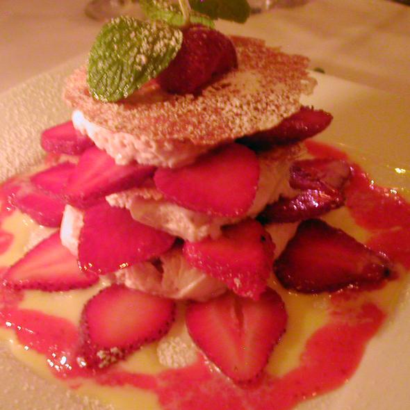 Millefoglie - Pecorino Restaurant, Los Angeles, CA