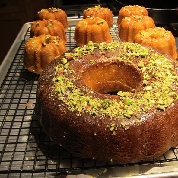 Lemon Cake @ Home