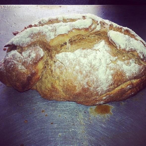 Homemade Brown Bread @ Chez Moi