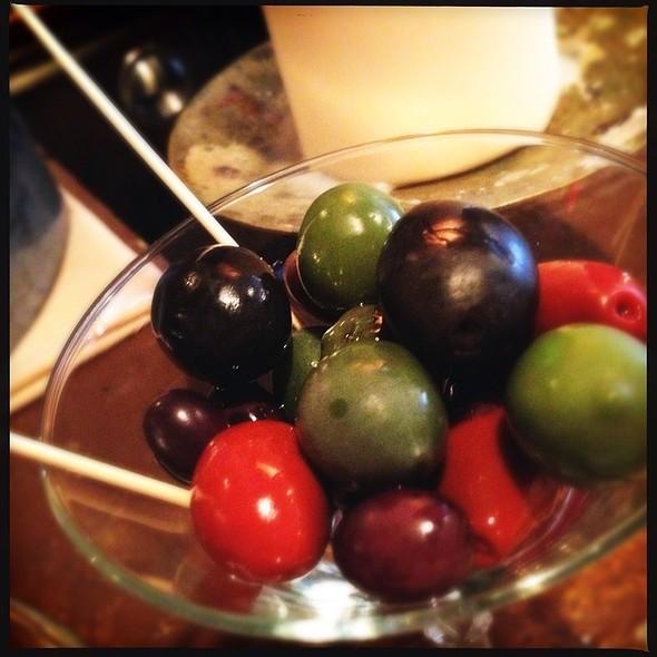 Olive Martini @ Uva Restaurant