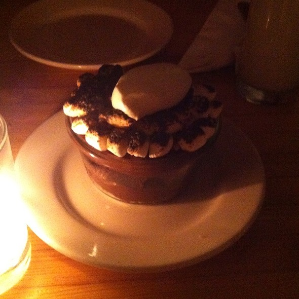 S'mores Dessert @ The Brooklyn Star